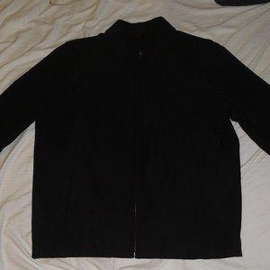 Hugo Boss (first Class ) suede coat